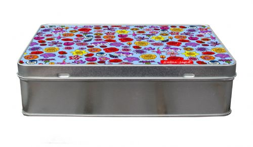 Selina-Jayne English Flowers Limited Edition Treat Tin